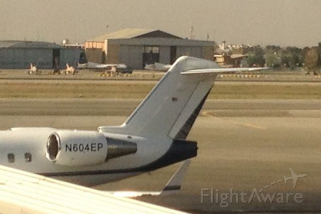 Canadair Challenger (N604EP) - What's an American aircraft doing in Iran?