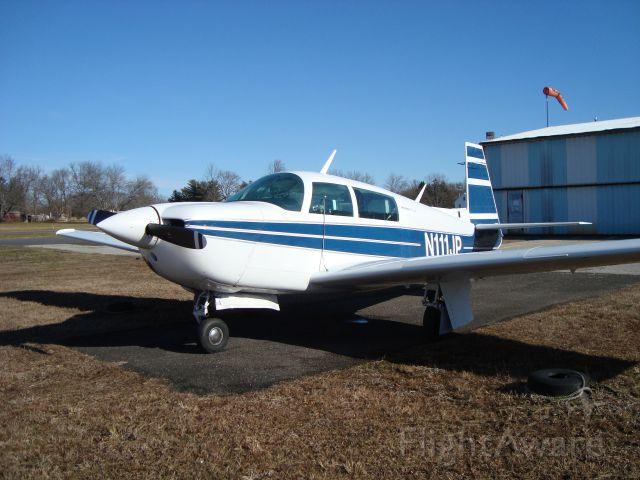 Mooney M-20 (N111JP) - Club Cherokee newest addition!!!!!