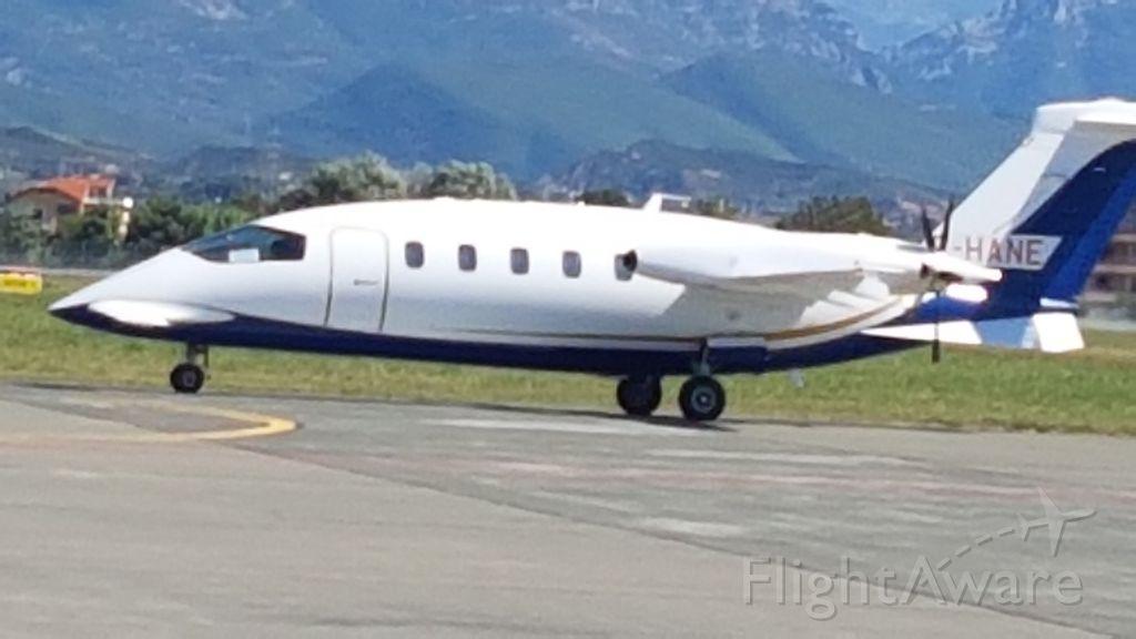 F-HANE — - Landing at Tirana, lunchtime...