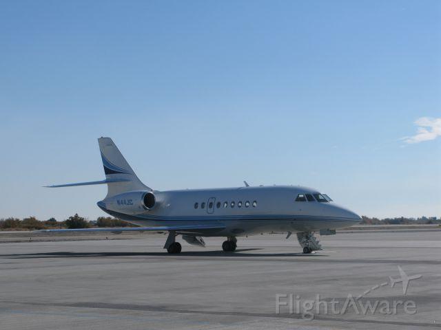 Dassault Falcon 2000 (N44JC) - Dassault Falcon 2000 at Jacqueline Cochran (Thermal), CA