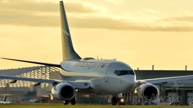 BOEING 737-600 (C-GWJU)