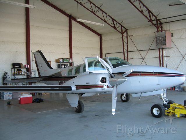Beechcraft Baron (58) (N58SE)