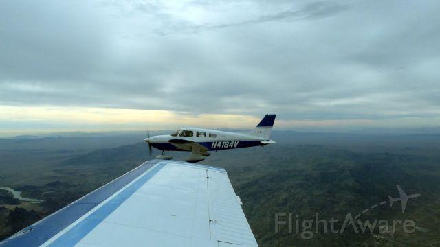 Piper Cherokee (N4184V) - Formation flying