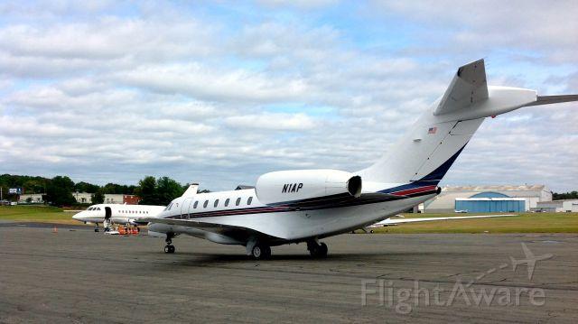 Cessna Citation X (N1AP)