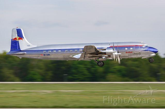 Douglas DC-6 (OE-LDM)