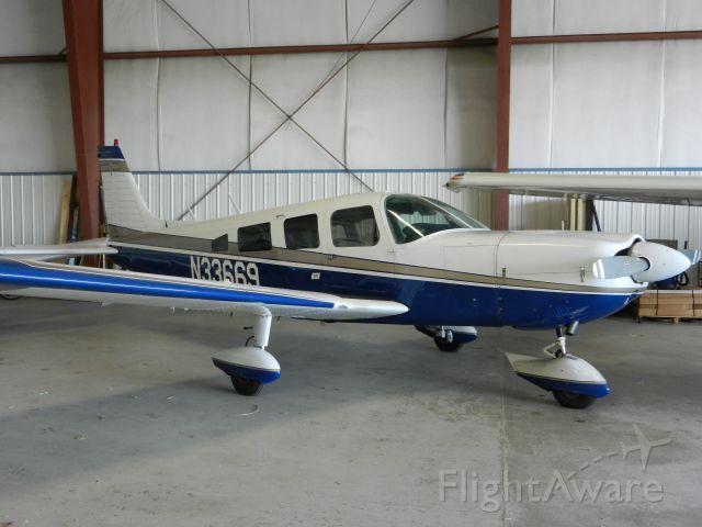 Piper Saratoga (N33669)
