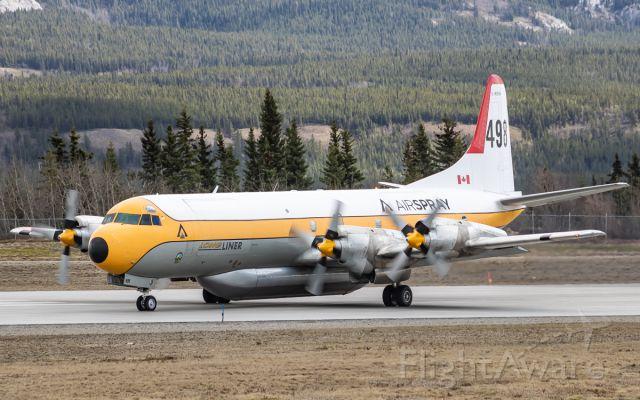 Lockheed L-188 Electra (C-FDTH)