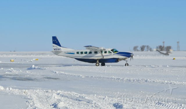 Cessna Caravan (N91AC) - Air Choice One at KMCW