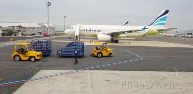 Airbus A320 (HL7744)