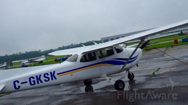 Cessna Skyhawk (C-GKSK)
