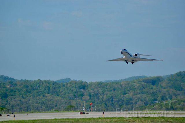 Cessna Citation X (DPJ48) - @crwjay