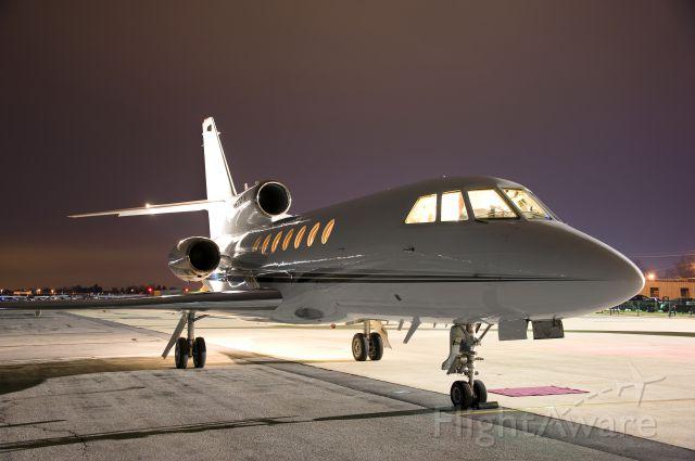 Dassault Falcon 50 (N67PW)
