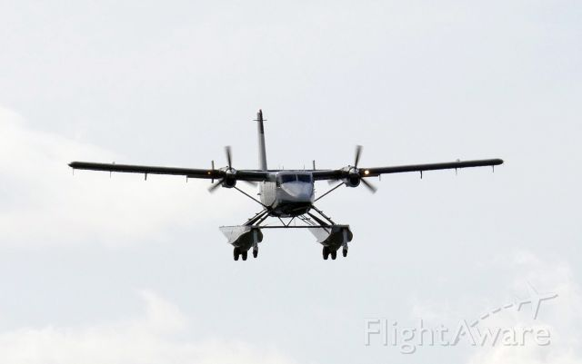 De Havilland Canada Twin Otter (N814BC)