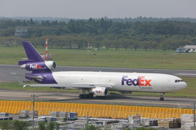 Boeing MD-11 (N642FE)