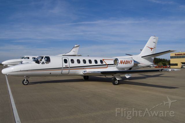 Cessna Citation V (N40HT)