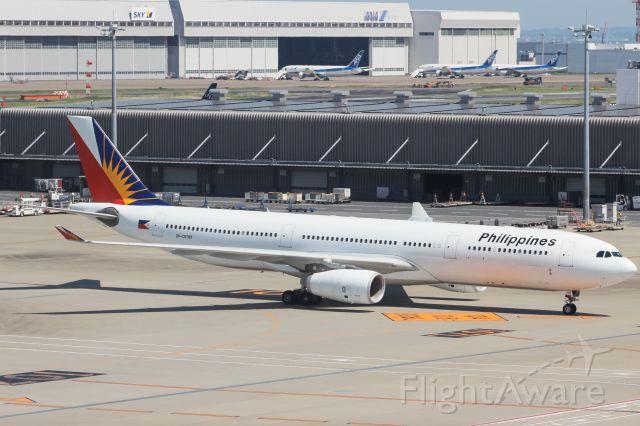 Airbus A330-300 (RP-C8789)
