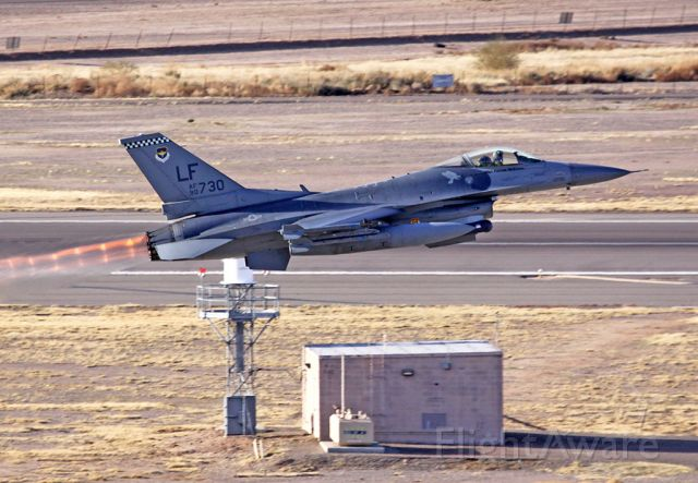 90-0730 — - LUKE AFB Arizona