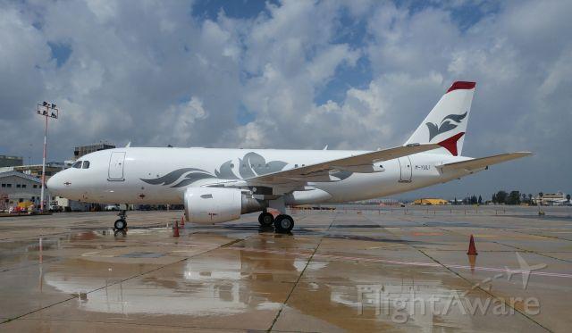 Airbus A319 (M-YULI)