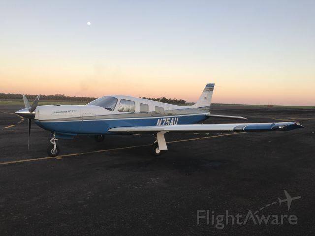 Piper Saratoga/Lance (N75AU)
