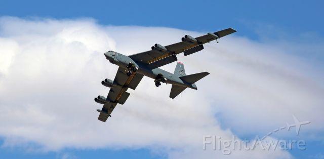 "Boeing B-52 Stratofortress (60-0059) - ""The Devil"