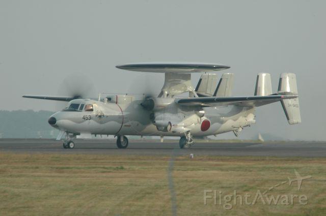34-3453 — - 03.Nov.2011 Iruma Air Show   R/W17