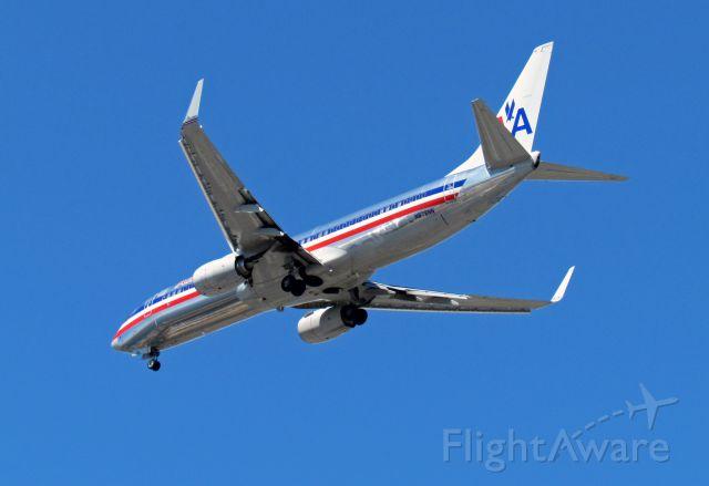 Boeing 737-800 (N878NN) - Ship 3HL