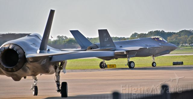 Lockheed F-35C — - Aggie game day