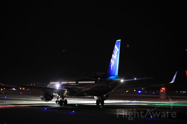 Airbus A321 (JA113A) - January 23rd 2019:HND-HKD.