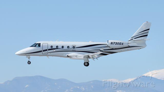 IAI Gulfstream G150 (N730GA)