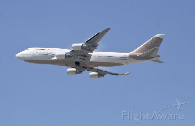 Boeing 747-400 (N322SG)