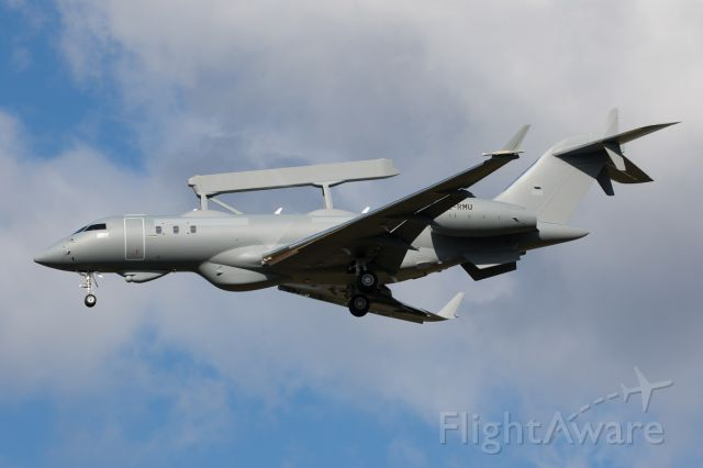 Bombardier Global Express (SE-RMU) - GLEX