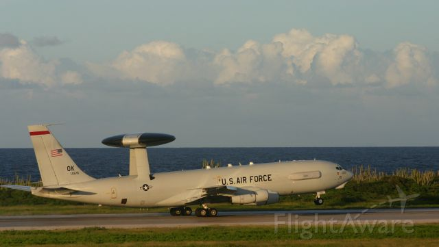 78-0576 — - US Air Force going airboarn at TNCC