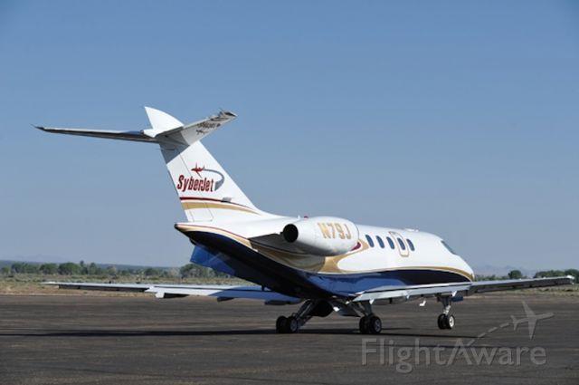 Emivest SJ30 (N7SJ) - SyberJet Aircraft N7SJ