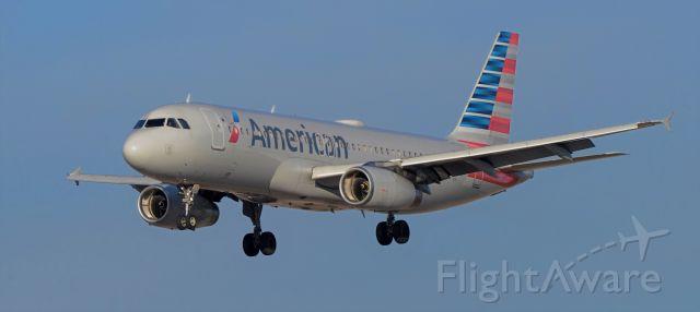 Airbus A320 (N649AW) - phoenix sky harbor international airport 15FEB20