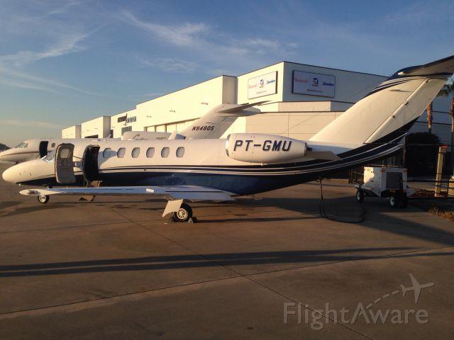 Cessna Citation CJ1 (PT-GMU) - Maintenance