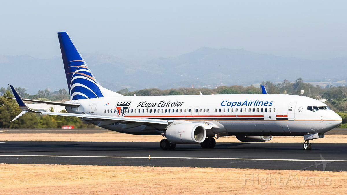 Boeing 737-700 (HP1829CMP)