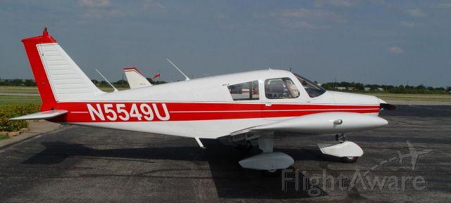 Piper Cherokee (N5549U) - 1969 Piper Cherokee 140B