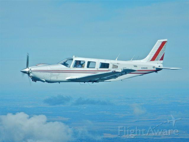 Piper Saratoga (N3564D)