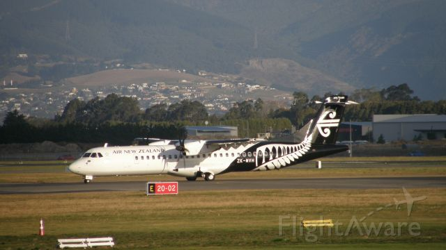 ATR ATR-72 (ZK-MVH)