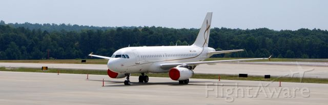 Airbus A319 (D-ADNA) - GERMAN DIPLOMATIC A319