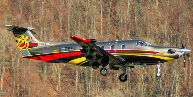Pilatus PC-12 (D-FEEL) - Pilatus PC-12/47E