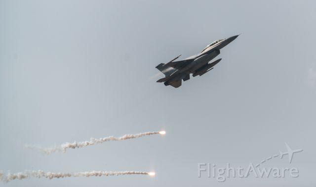 Lockheed F-16 Fighting Falcon — - Seoul ADEX 2015
