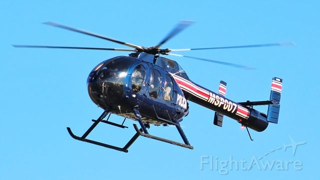MD HELICOPTERS MD-600N (MSP7)