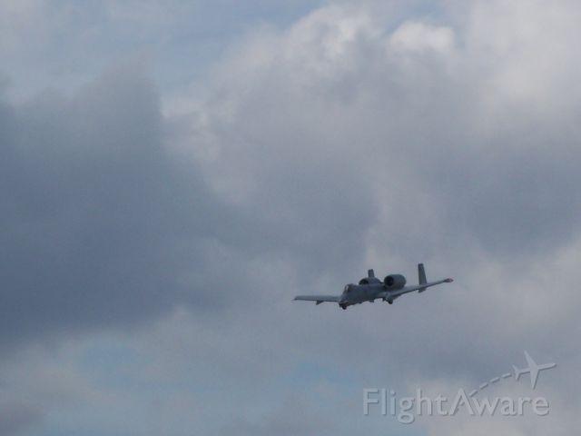 Fairchild-Republic Thunderbolt 2 — - At an airshow