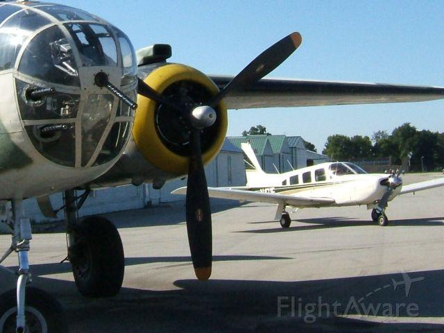 Piper Saratoga (N47JE)