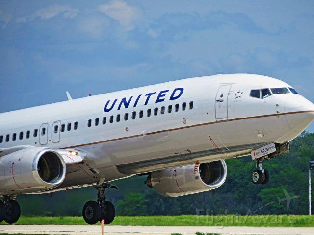 Boeing 737-900 (N76265)