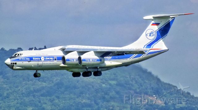 Ilyushin Il-76 (RA-76591)