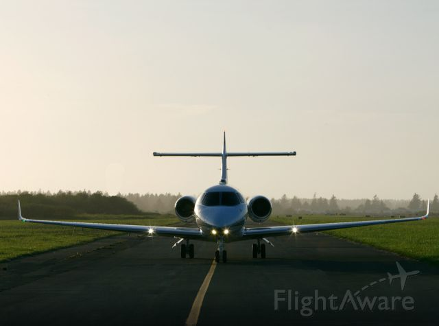 Raytheon Hawker 800 — - Hawker 900XP