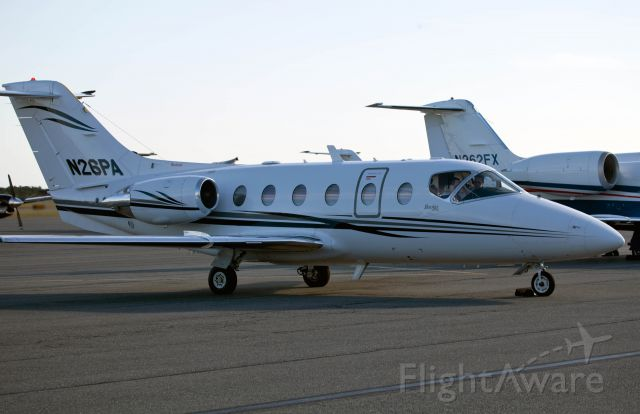 Beechcraft Beechjet (N26PA)