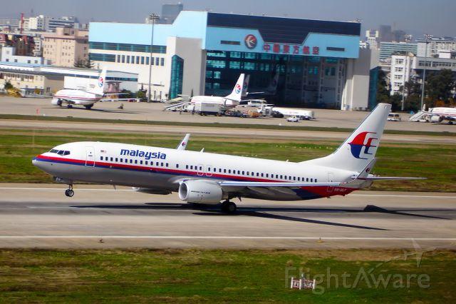 Boeing 737-800 (9M-MLF)
